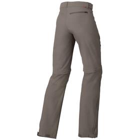 VAUDE Farley Stretch ZO T-Zip Pants Women coconut